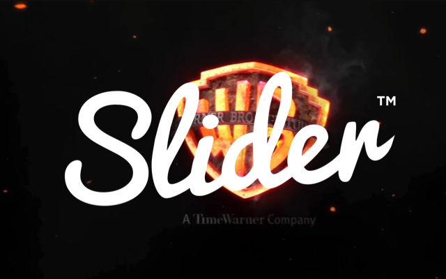 Slider website development