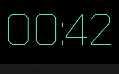 Circuit Timer App Design